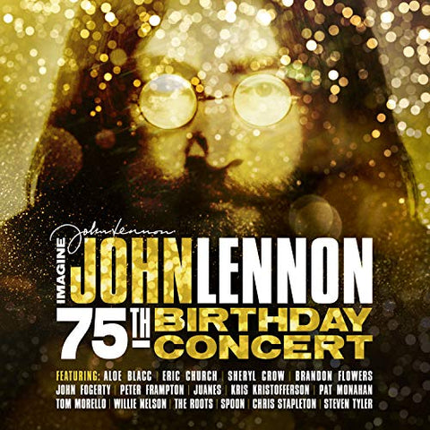 <b>Various </b><br><i>Imagine: John Lennon 75th Birthday Concert</i>