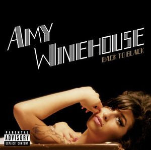 <b>Amy Winehouse </b><br><i>Back To Black</i>