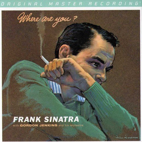 <b>Frank Sinatra With Gordon Jenkins And His Orchestra </b><br><i>Where Are You? [SACD]</i>