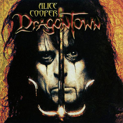 <b>Alice Cooper </b><br><i>Dragontown</i>