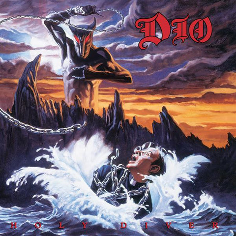 <b>Dio </b><br><i>Holy Diver [Red Vinyl] [SYEOR 2018 Exclusive]</i>