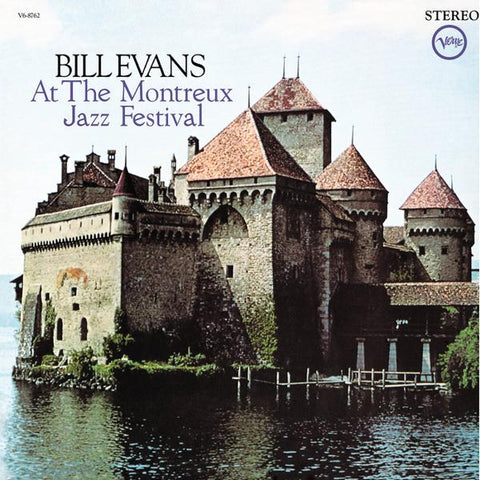<b>Bill Evans </b><br><i>At The Montreux Jazz Festival</i>