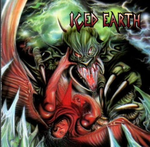 <b>Iced Earth </b><br><i>Iced Earth [Indie-Exclusive Grey Vinyl]</i>