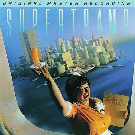 <b>Supertramp </b><br><i>Breakfast In America [SACD]</i>
