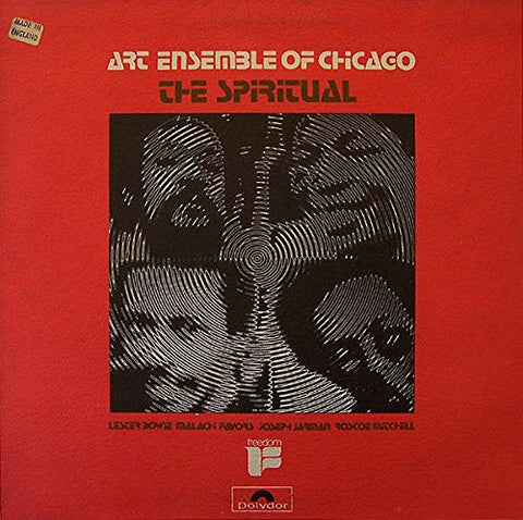 <b>Art Ensemble Of Chicago </b><br><i>The Spiritual</i>