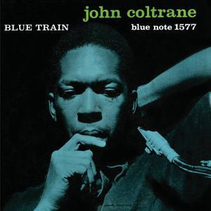 <b>John Coltrane </b><br><i>Blue Train</i>