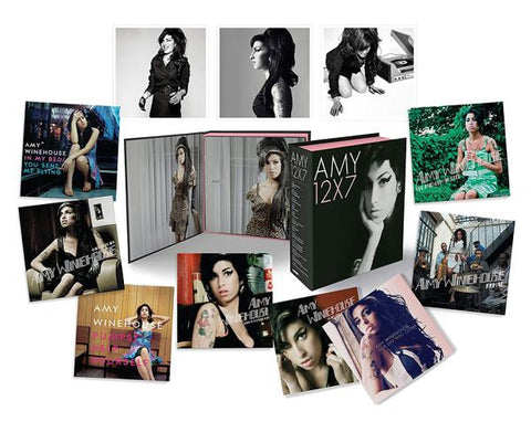 "<b>Amy Winehouse </b><br><i>12x7: The Singles Collection [12x7"" Box Set]</i>"