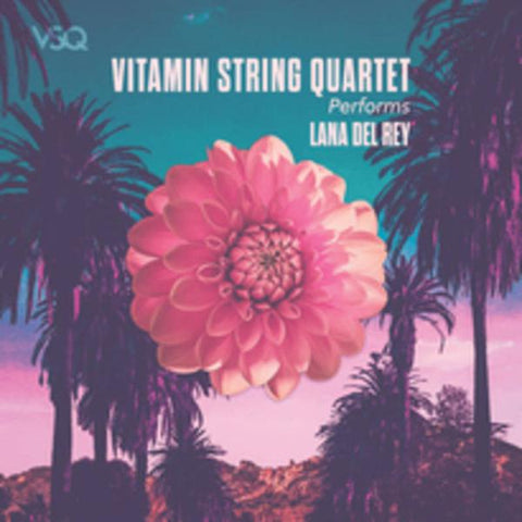 <b>Vitamin String Quartet </b><br><i>Performs Lana Del Ray</i>