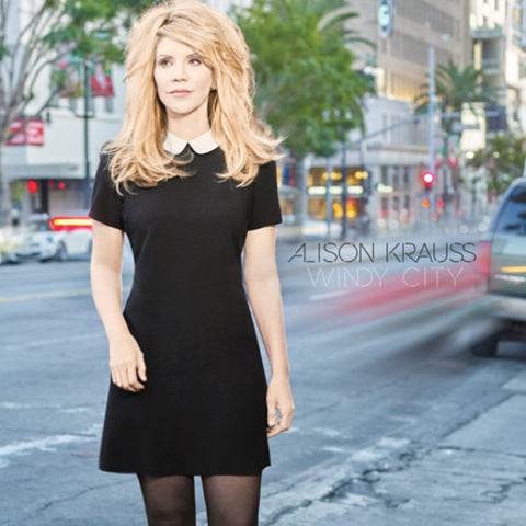 <b>Alison Krauss </b><br><i>Windy City</i>