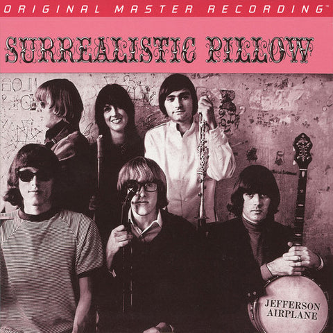 <b>Jefferson Airplane </b><br><i>Surrealistic Pillow [2LP, 45RPM, Mono]</i>