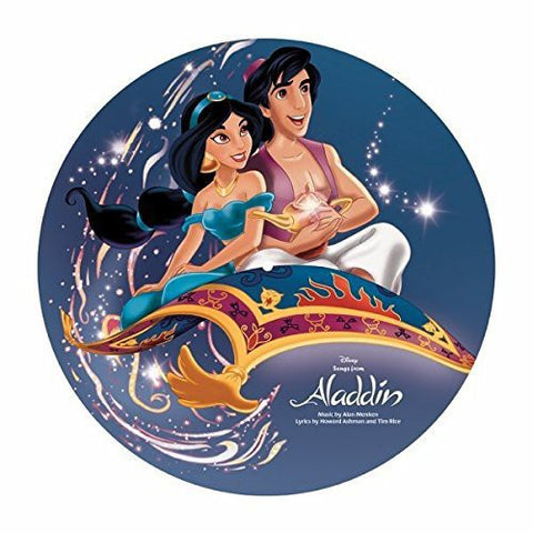 <b>Various </b><br><i>Songs From Aladdin [Picture Disc]</i>