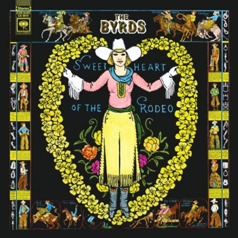 <b>The Byrds </b><br><i>Sweetheart Of The Rodeo [4 LP Legacy Edition]</i>