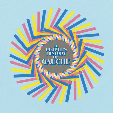 <b>Gauche </b><br><i>A Peoples History of Gauche [Indie-Exclusive Pink Marbled Vinyl]</i>