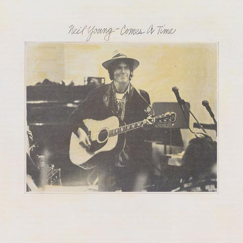 <b>Neil Young </b><br><i>Comes A Time</i>