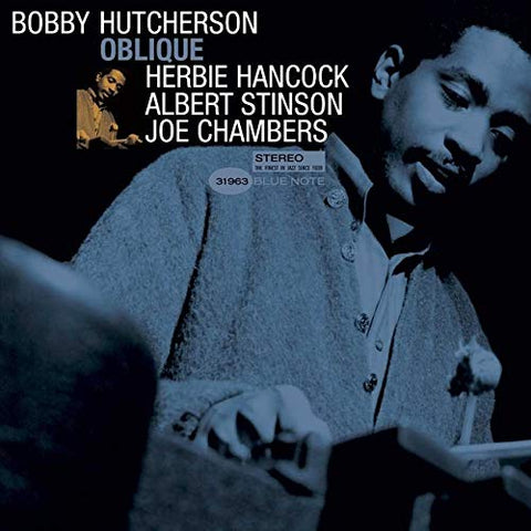 <b>Bobby Hutcherson </b><br><i>Oblique [Blue Note Tone Poet Series]</i>