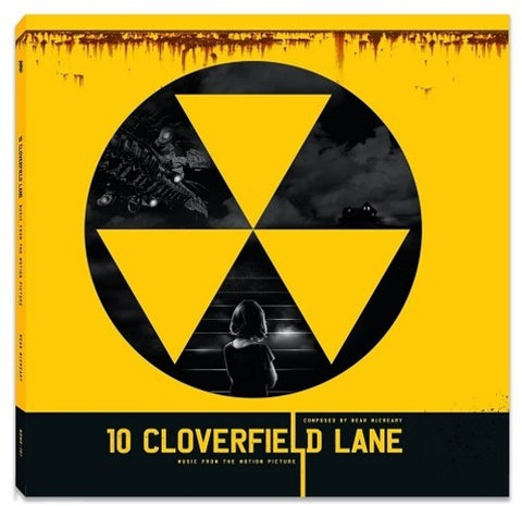 <b>Bear McCreary </b><br><i>10 Cloverfield Lane (Music From The Motion Picture)</i>