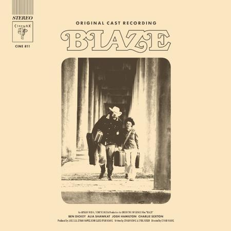 <b>Various </b><br><i>Blaze (Original Cast Recording) [Green Vinyl]</i>