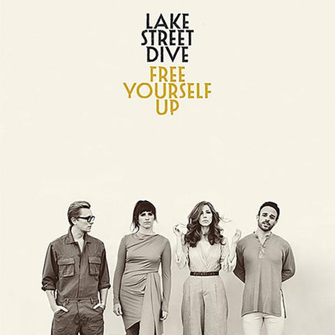 <b>Lake Street Dive </b><br><i>Free Yourself Up</i>