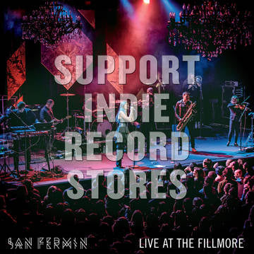 <b>San Fermin </b><br><i>Live At The Fillmore</i>