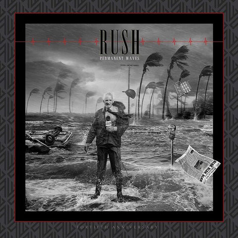 <b>Rush </b><br><i>Permanent Waves (40th Anniversary) [Super Deluxe Edition]</i>