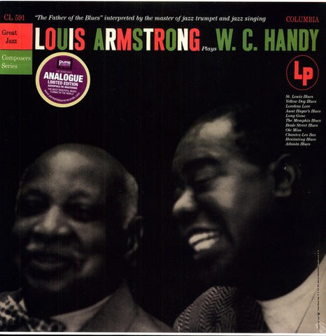 <b>Louis Armstrong </b><br><i>Plays W.C. Handy</i>