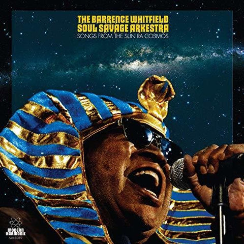 <b>The Barrence Whitfield Soul Savage Arkestra </b><br><i>Songs From The Sun Ra Cosmos</i>