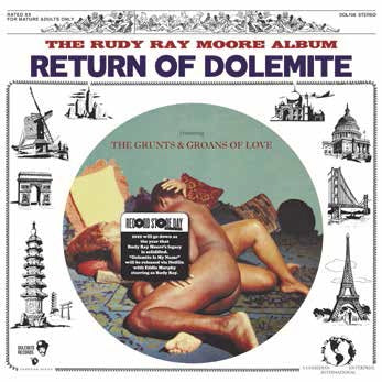 <b>Rudy Ray Moore </b><br><i>Return Of Dolemite: Superstar</i>