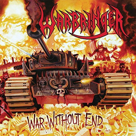 <b>Warbringer </b><br><i>War Without End</i>