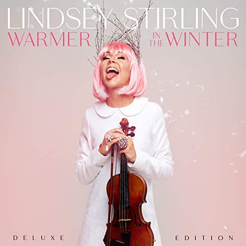 <b>Lindsey Stirling </b><br><i>Warmer In The Winter</i>