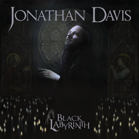 <b>Jonathan Davis </b><br><i>Black Labyrinth</i>