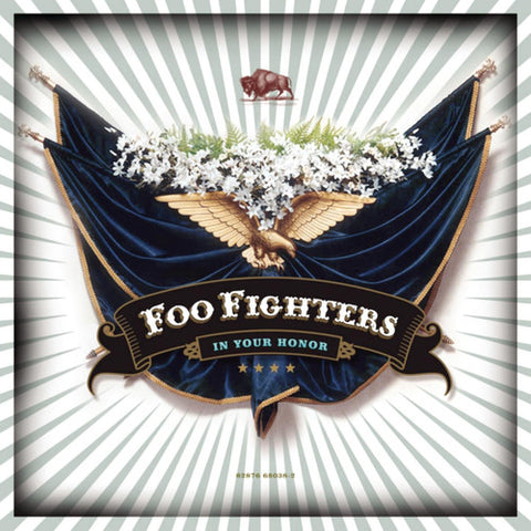 <b>Foo Fighters </b><br><i>In Your Honor</i>