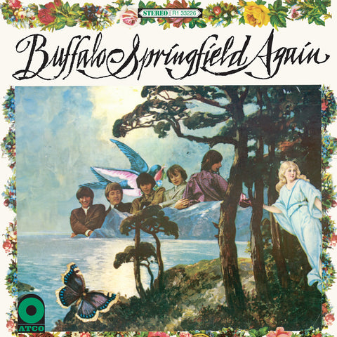 <b>Buffalo Springfield </b><br><i>Buffalo Springfield Again [180-gram Black Vinyl] [Rhino Summer Of 69 Exclusive]</i>