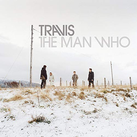 <b>Travis </b><br><i>The Man Who [Deluxe Edition]</i>