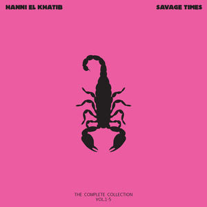 <b>Hanni El Khatib </b><br><i>Savage Times [10-inch box set]</i>