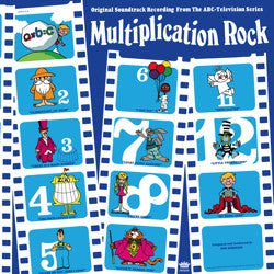 <b>Bob Dorough </b><br><i>Multiplication Rock (Original Soundtrack)</i>