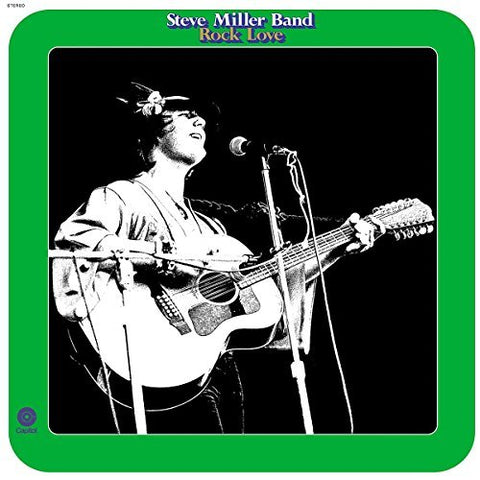 <b>Steve Miller Band </b><br><i>Rock Love</i>