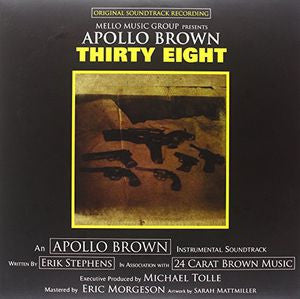 <b>Apollo Brown </b><br><i>Thirty Eight</i>