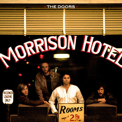 <b>The Doors </b><br><i>Morrison Hotel [2LP, 45 RPM]</i>