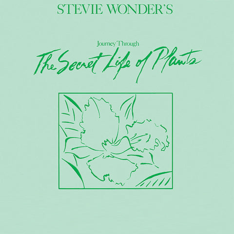 <b>Stevie Wonder </b><br><i>Journey Through The Secret Life Of Plants</i>