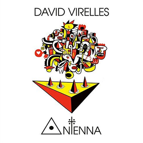 <b>David Virelles </b><br><i>Antenna</i>