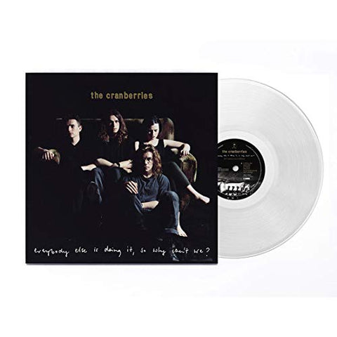 <b>The Cranberries </b><br><i>Everybody Else Is Doing It, So Why Can't We? [Clear Vinyl]</i>