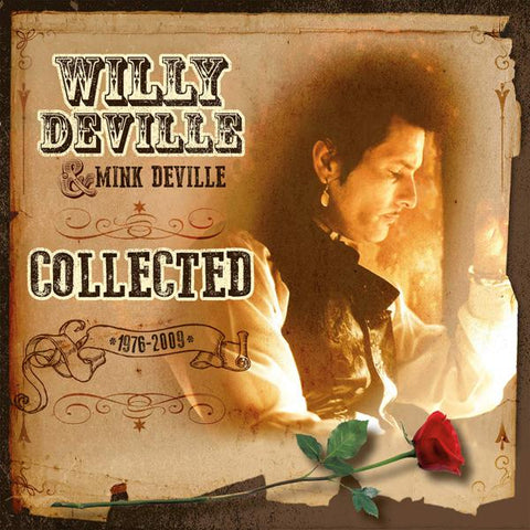 <b>Willy DeVille & Mink DeVille </b><br><i>Collected (1976 - 2009) [Import] [Green Vinyl]</i>