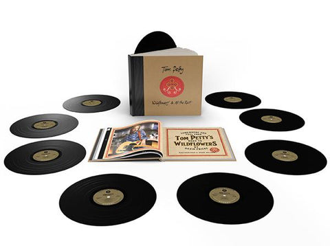 <b>Tom Petty </b><br><i>Wildflowers & All the Rest [Indie-Exclusive Limited Edition Super Deluxe 9-lp Box Set]</i>