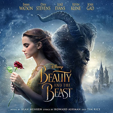 <b>Various </b><br><i>Beauty and The Beast [Blue Vinyl]</i>