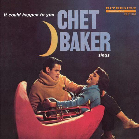 <b>Chet Baker </b><br><i>Chet Baker Sings It Could Happen To You [Mono]</i>