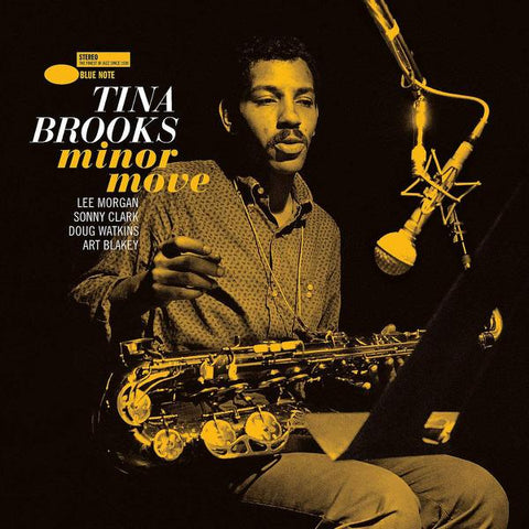 <b>Tina Brooks </b><br><i>Minor Move [Blue Note Tone Poet Series] </i><br>Release Date : 10/25/2019