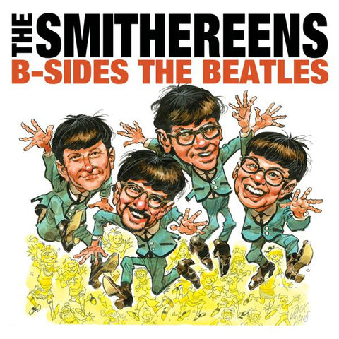 <b>The Smithereens </b><br><i>B-sides The Beatles</i>