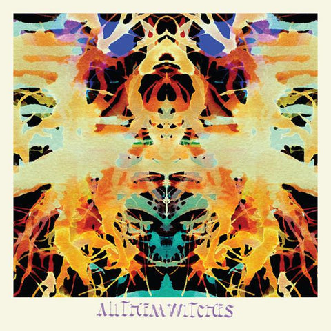 <b>All Them Witches </b><br><i>Sleeping Through The War</i>