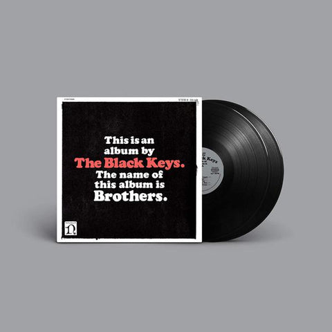 <b>The Black Keys </b><br><i>Brothers</i>