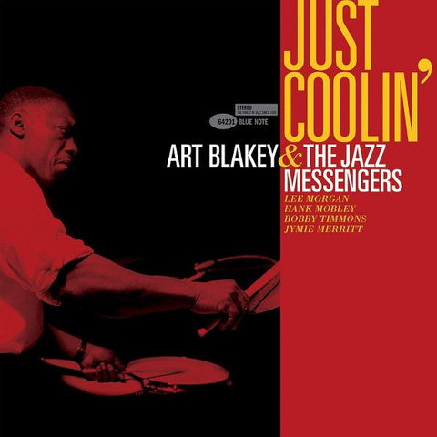 <b>Art Blakey & The Jazz Messengers </b><br><i>Just Coolin'</i>